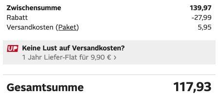 Engbers Kurzmantel in Pfeffer und Salzoptik in Restgrößen ab 96,98€ (statt 140€)