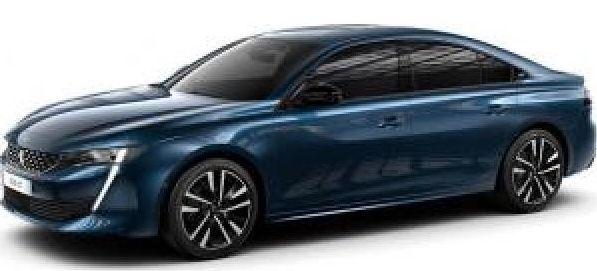 Peugeot 508 Lim GT Pure Tech 180 in Celebes Blau mit 179PS für 199,87€ brutto mtl.   LF 0,58