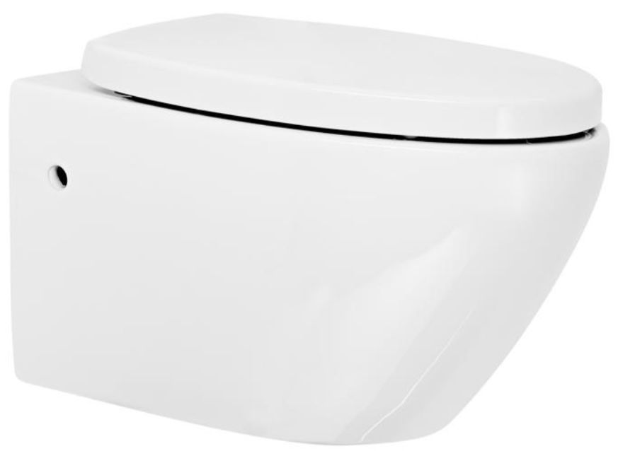 Wand WC Rio spülrandlos für einfachere Reinigung für 99,99€ (statt 159€)