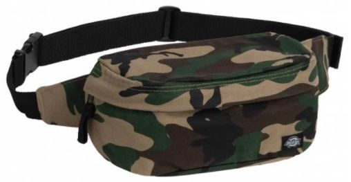 Dickies Penwell Bauchtasche mit Camouflage Muster für 11,72€ (statt 18€)