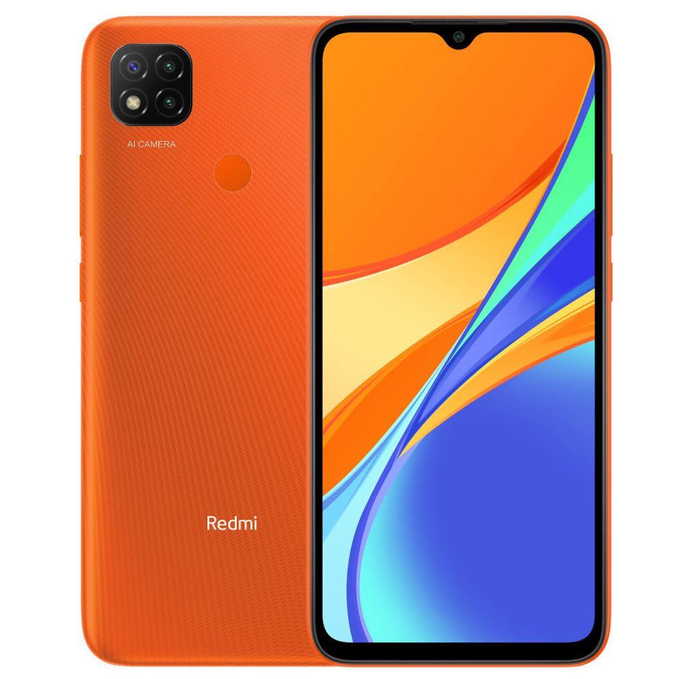 Xiaomi Redmi 9C mit 32GB in Sunrise Orange für 79,99€ (statt 99€)
