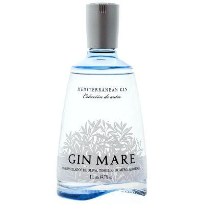 Gin Mare Mediterranean Gin 42,7% 1 Liter für 38,90€ (statt 44€) oder 2 Liter für 70,02€