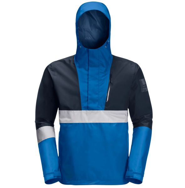 Jack Wolfskin 365 Booster Hardshell-Jacke in Azure-Blue für 87,90€ (statt 111€)