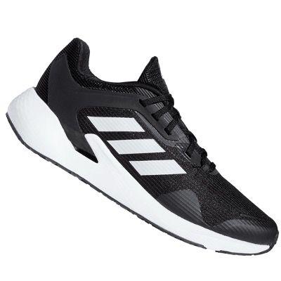 adidas Laufschuh Alphatorsion in Schwarz-Weiß für 44,95€ (statt 85€) – 40 bis 47
