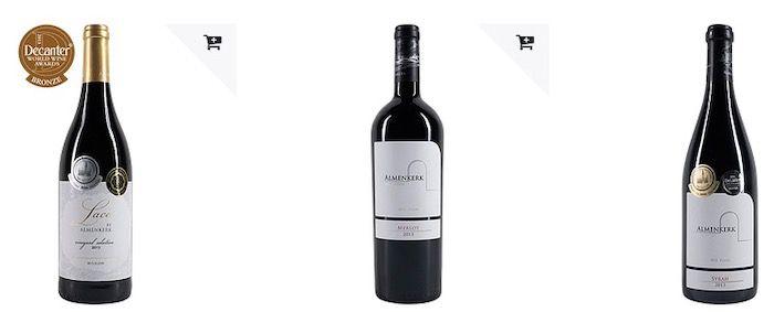 Räumungsverkauf: Südafrikanische Weine mit 50% Extra Rabatt   z.B. 6x Carrol Boyes Cape Sun Pinotage 2016 für 36,60€ (statt 84,30€)