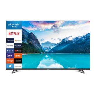 DYON Movie Smart 55 XT – 55 Zoll UHD Fernseher (Modell 2020) für 309,70€ (statt 343€)