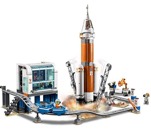 LEGO City   Weltraumrakete mit Kontrollzentrum (60228) für 64,90€ (statt 75€)