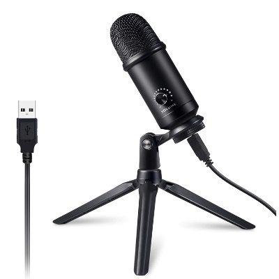 Victure USB-Mikrophon mit Rauschunterdrückung für 21,99€ (statt 40€)