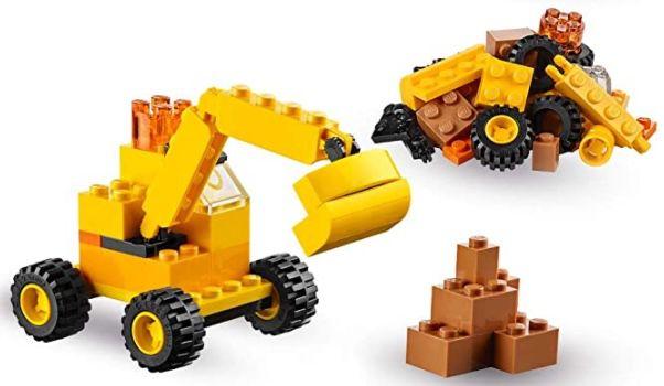 LEGO Classic Große Bausteine Box mit 790 Teilen für 27,99€(statt 37€)