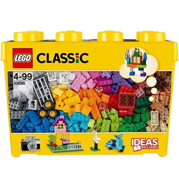LEGO Classic Große Bausteine-Box mit 790 Teilen für 27,99€(statt 37€)