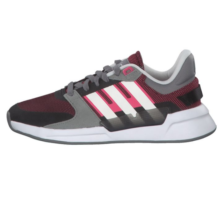 adidas Damen Sneaker Run 90s in Grau-Pink ab 28,31€ (statt 40€)