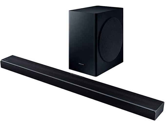 Samsung HW Q60T 5.1 Kanal Soundbar für 226€(statt 284€) + 30€ Cashback