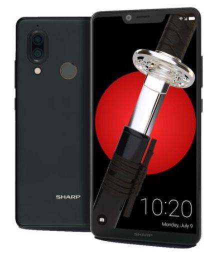 Sharp Aquos D10   6 Zoll Full HD Smartphone mit 64GB für 79,90€ (statt 119€)