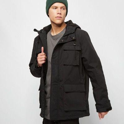 Urban Classics Field Jacket Winterjacke für 35,99€ (statt 66€)