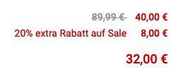 Urban Classics Field Jacket Winterjacke für 35,99€ (statt 66€)   S, M & L