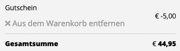 adidas Laufschuh Alphatorsion in Schwarz Weiß für 44,95€ (statt 85€)   40 bis 47