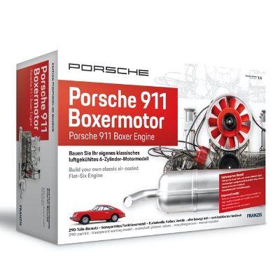 Franzis Bausatz Porsche 911 Boxermotor ab 114,99€ (statt 140€)