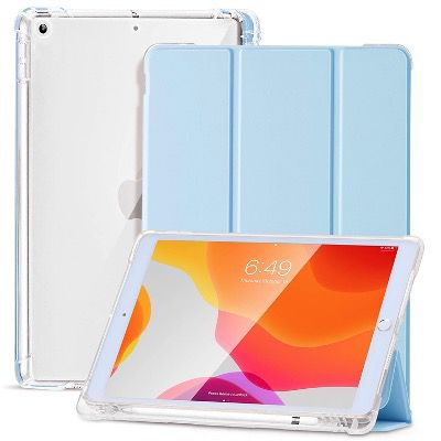 SIWENGDE Hülle für Apple iPad 2019 und 2020 10,2 Zoll mit Stifthalter für 7,99€ (statt 16€)