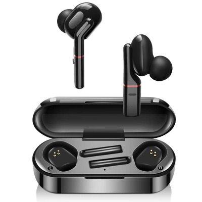 LESHI Bluetooth inEar Earbuds Kopfhörer IPX7 Wasserdicht mit 30 Std. Spielzeit für 12,99€ (statt 26€)