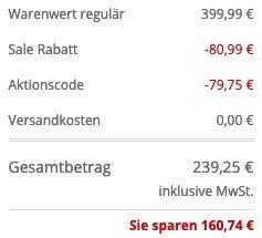 🔥 BOSS Softshelljacke Callro3 mit herausnehmbarer Steppweste in Schwarz für 239,25€ (statt 399€)