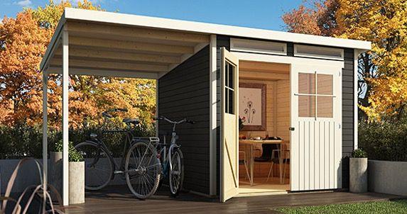 Preisfehler? Karibu Gartenhaus Glücksburg für nur 179,98€ (statt 1.080€)