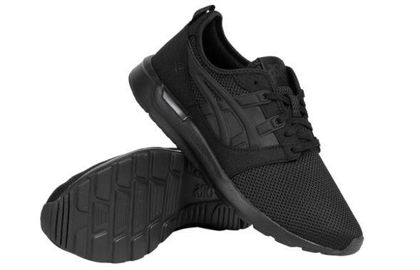 Asics Gel Lyte Hikari Runner Sneaker in Schwarz für 43,94€ (statt 80€) Restgrößen
