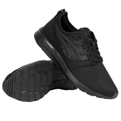 Asics Gel-Lyte Hikari Runner Sneaker in Schwarz für 43,94€ (statt 80€)