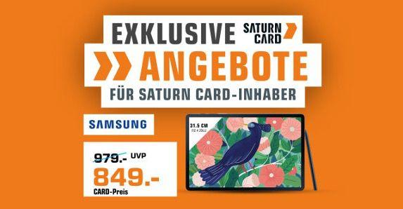 Saturn Card Club Aktion   z.B. Ritter ICARO 7 Allesschneider für 169€ (statt 193€)