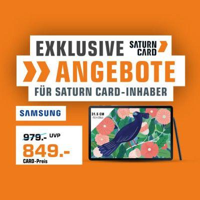 Saturn Card Club Aktion – z.B. Ritter ICARO 7 Allesschneider für 169€ (statt 193€)