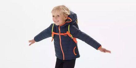 Quechua MH500 wattierte Kinderjacke für 15,98€ (statt 23€)