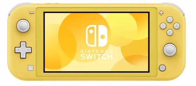 Nintendo Switch Lite in Gelb für 169,99€ (statt 189€)