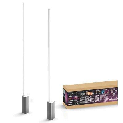 2er Pack Philips Hue Signe White & Color Ambiance Stehlampe Bluetooth für 346€ (statt 466€)