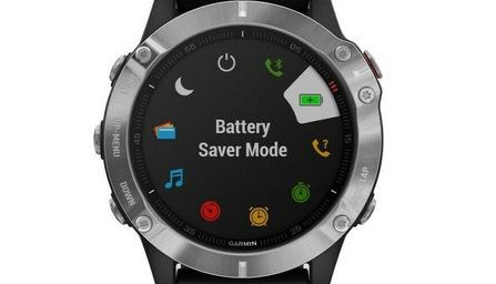 Garmin Fenix 6 GPS Smartwatch (47mm) mit 1,3 Zoll Display für 343,90€ (statt 406€)