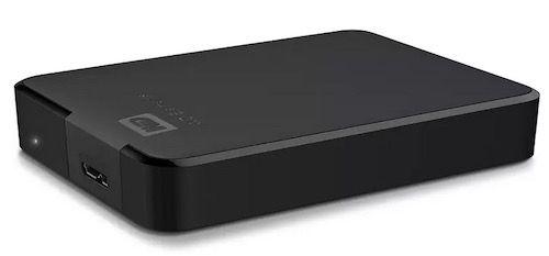 WD Elements Portable Festplatte 5TB   2,5 Zoll mit USB 3.0 für 90,29€ (statt 105€)