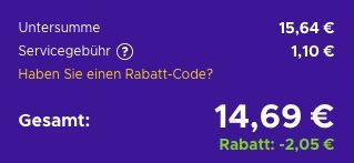 12 Monate Nintendo Switch Online Mitgliedschaft für 14,69€ (statt 18€)