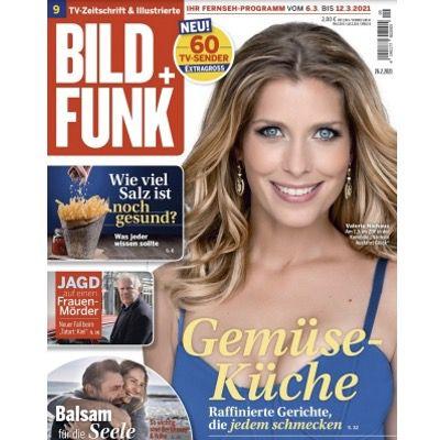 Top! 52 Ausgaben Bild + Funk Abo für 4,95€(statt 130€)