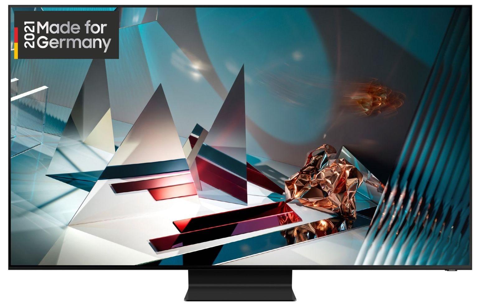 Samsung GQ65Q800TGT   65 Zoll QLED 8K Fernseher für 1.838,90€ (statt 1.999€) + 600€ Cashback