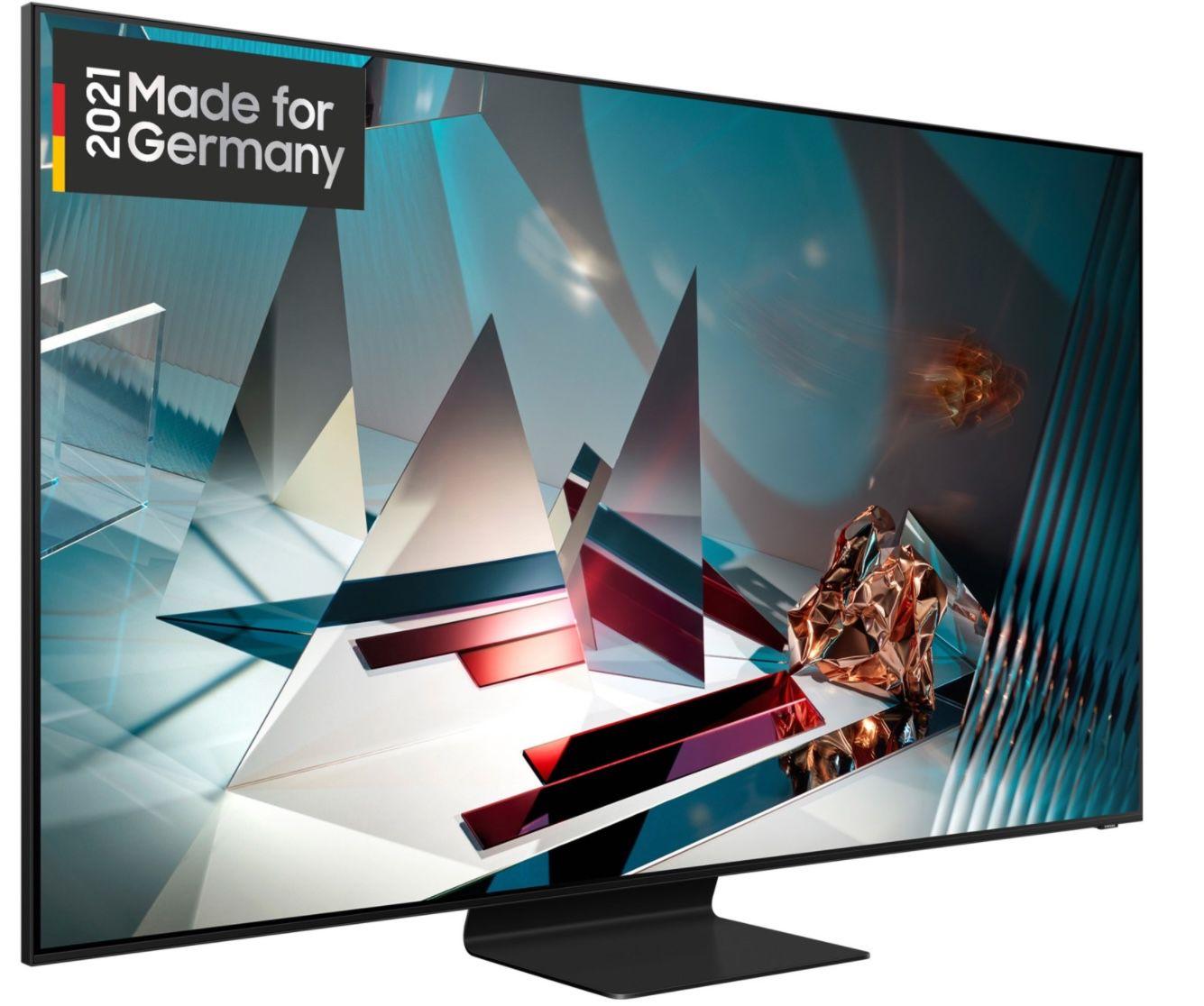 Samsung GQ65Q800TGT – 65 Zoll QLED 8K Fernseher für 1.838,90€ (statt 1.999€) + 600€ Cashback