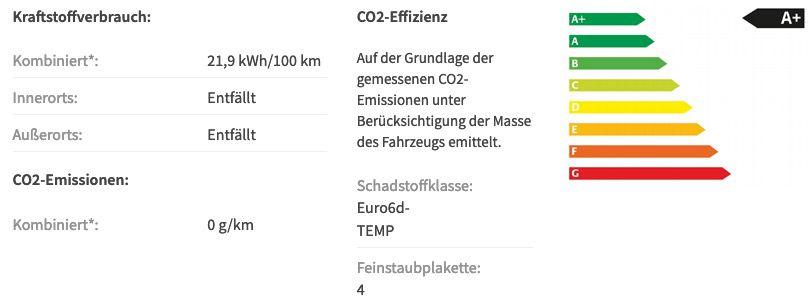 Gewerbe: Audi e tron 50 Quattro in Brillantschwarz mit 313 PS für 258€ mtl. netto   LF: 0,50