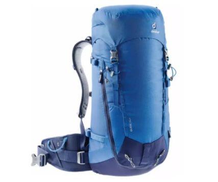 Deuter Guide 34+ Kletterrucksack Lapis Navy für 101,51€ (statt 128€)
