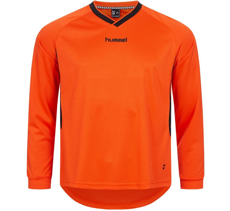 hummel York Game Jersey Langarm Trikot in Orange nur 0,99€ + VSK (statt 14€)   andere Farben 3,33€
