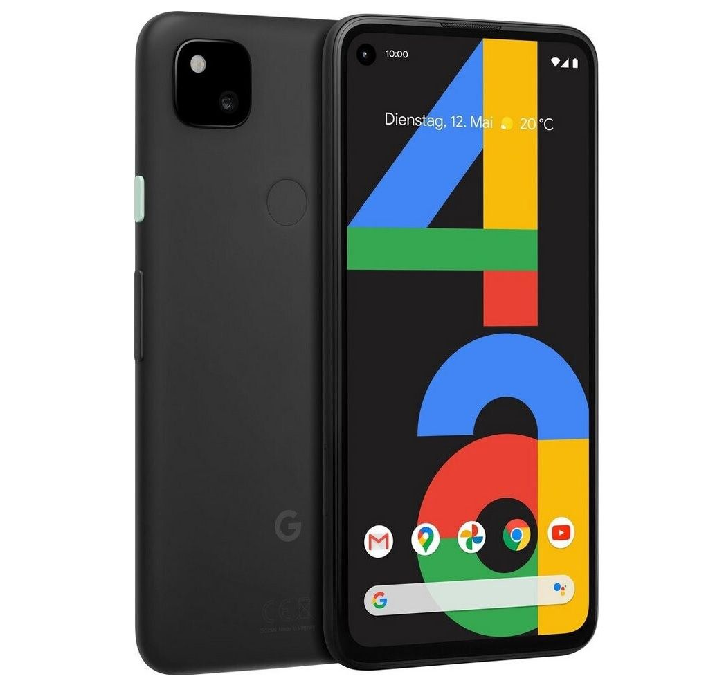 Google Pixel 4a 128GB für 9€ + Vodafone Allnet-Flat mit 5GB LTE für 12,99€mtl.