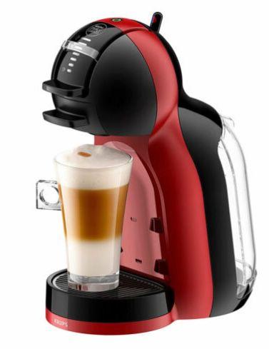 Krups Nescafé Dolce Gusto Mini Me in Rot Schwarz für 44,91€ (statt 60€)