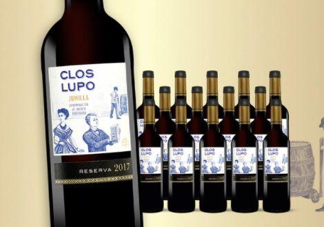 15x Clos Lupo Reserva 2017 trockener spanischer Rotwein für 48,89€ (statt 104€)