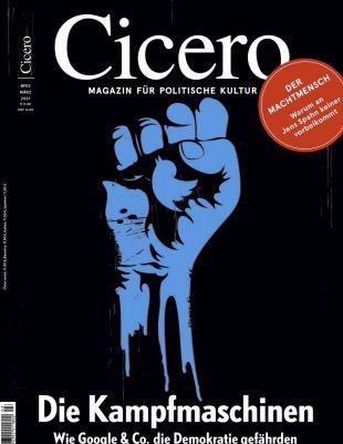 GRATIS! 4 Ausgaben Cicero ganz ohne Prämie statt 36€