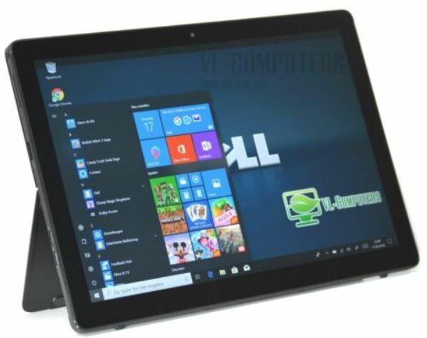 Dell Latitude 12 5290   12Zoll WiFi Tablet i5 8GB 256GB SSD für 599€ (statt 649€)