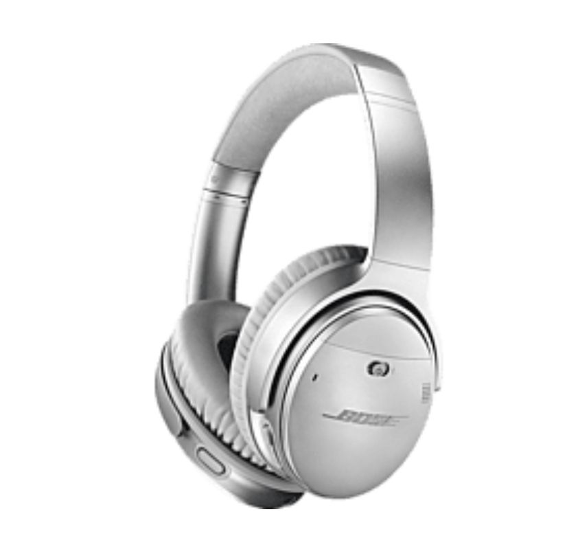 Bose Quietcomfort 35 II wireless Over-Ear Kopfhörer in Silber für 179,97€ (statt 207€)