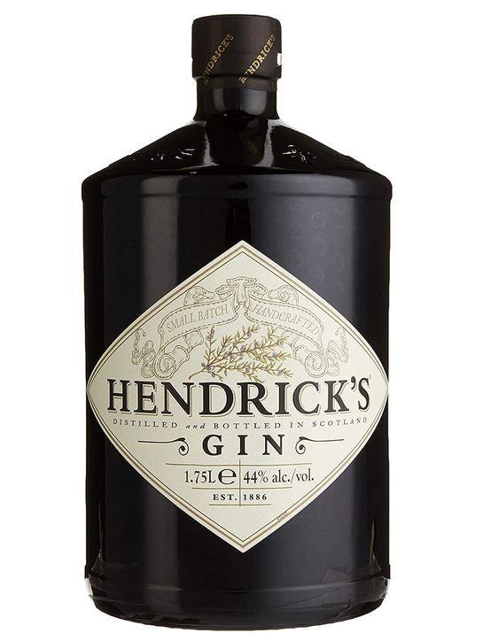 Hendrick's Gin 44% fette 1.75L Flasche für 68,31€ (statt 76€)
