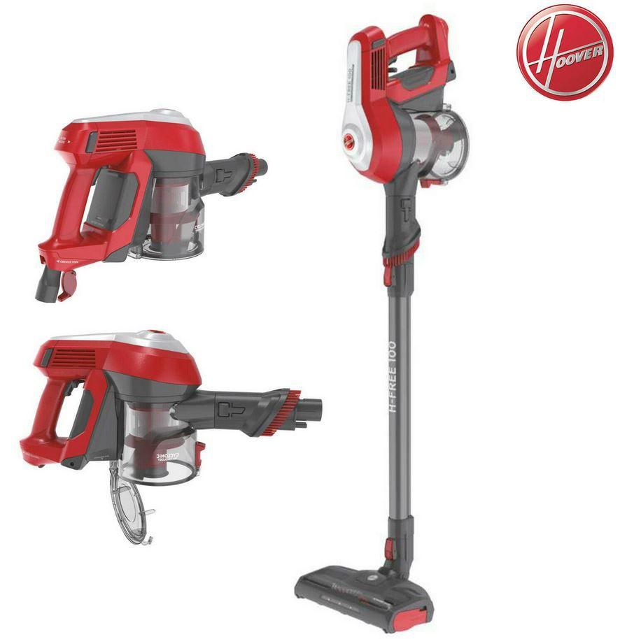 Hoover HF122RH Akkustaubsauger für 114,90€ (statt 135€)