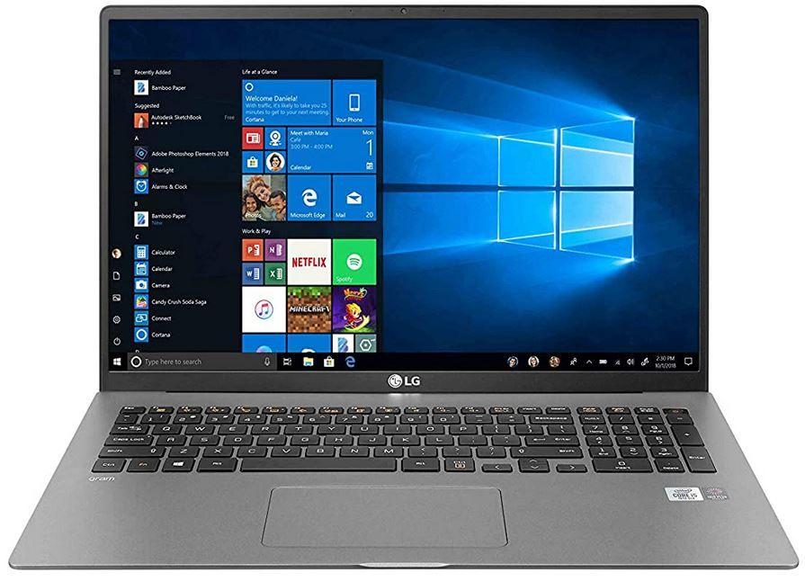 LG gram 17 Zoll i5 Ultralight Notebook für 1.260,96€ (statt 1.405€)